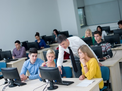 Wykorzystanie narzędzi informatycznych w pracy nauczyciela